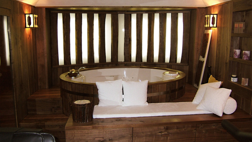 Relax Area Trend Planed Walnut