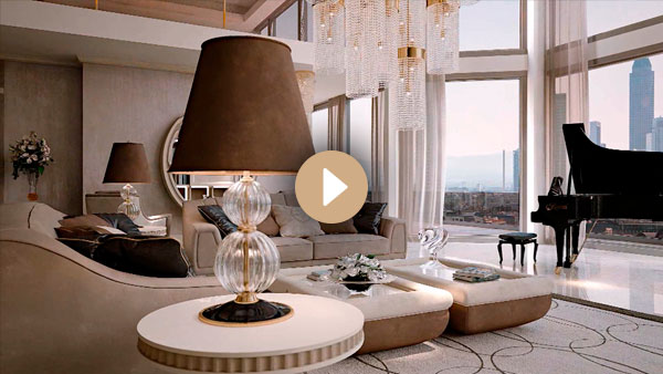 Video Live the Luxury 2017