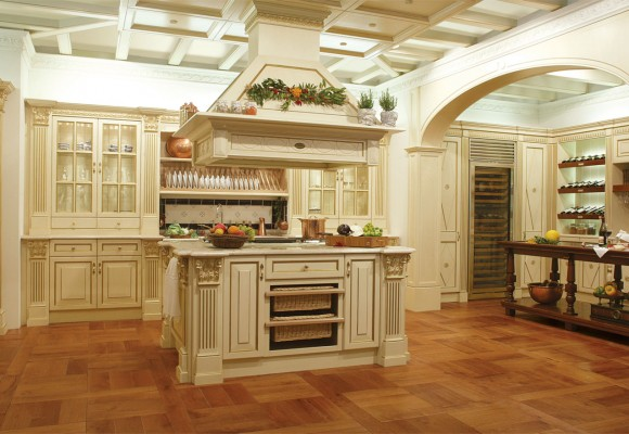 Kitchen Royal Luxury