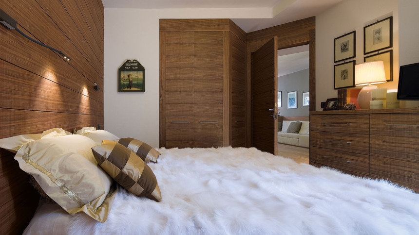 Bedroom Trend  Walnut