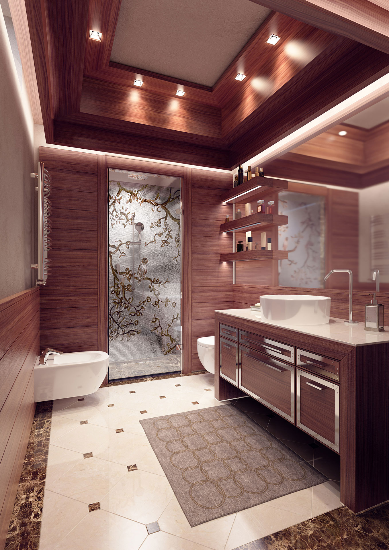 Faoma bespoke luxury bathrooms
