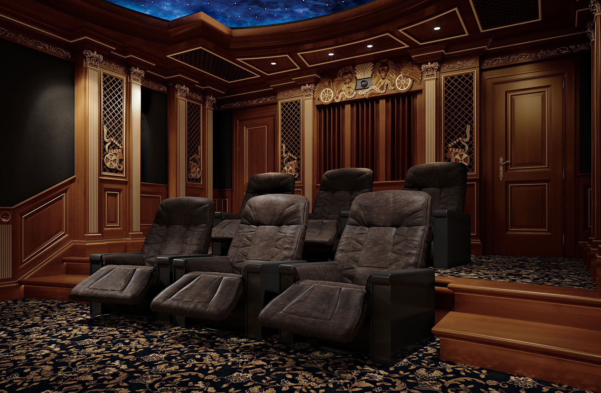 Faoma home theatre