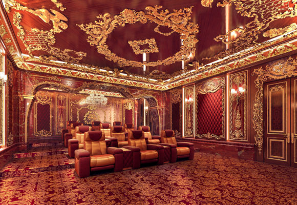 Gold Home Theatre
