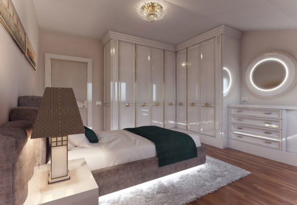 Contemporary Bedrooms