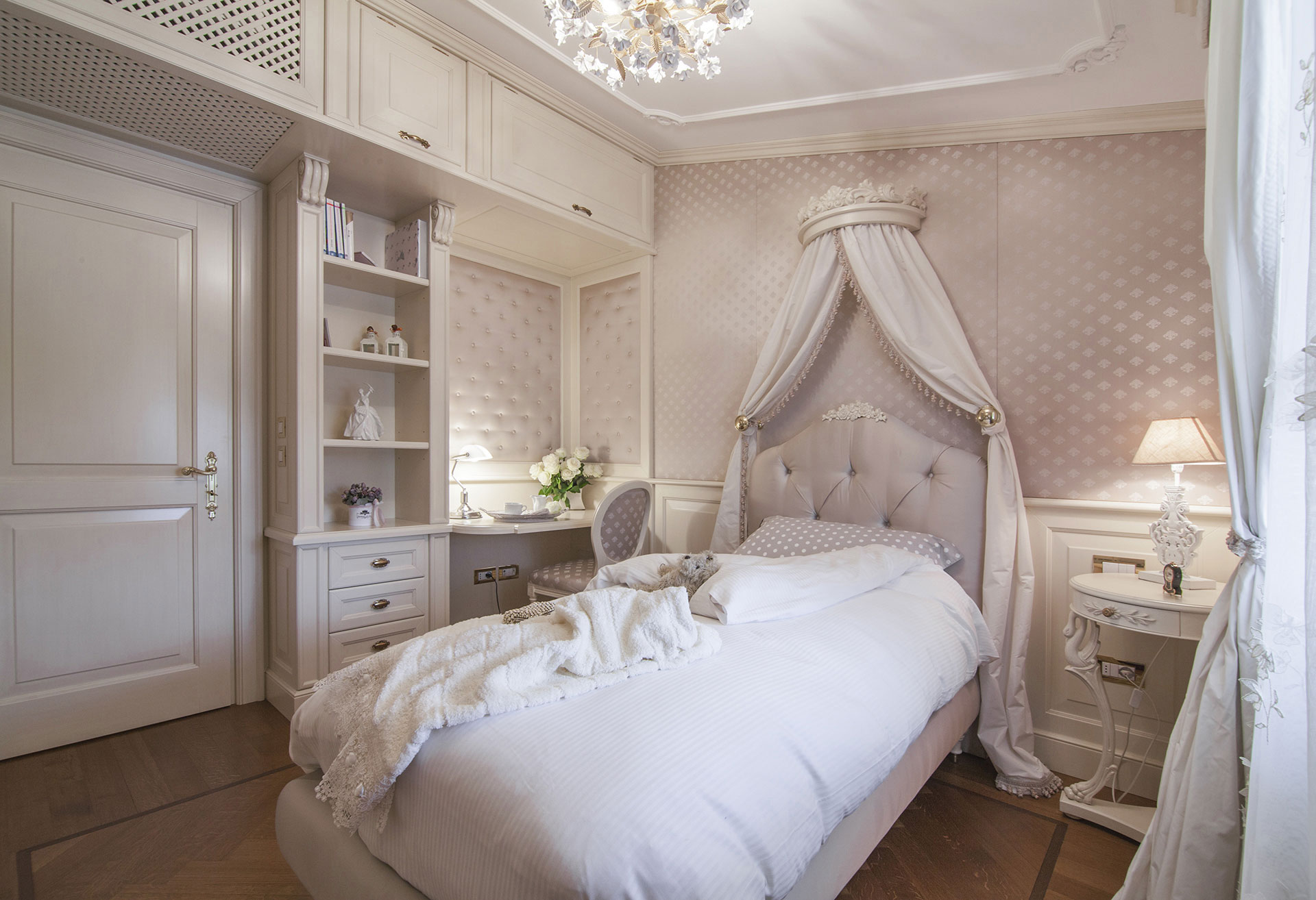 Faoma bespoke girl's bed